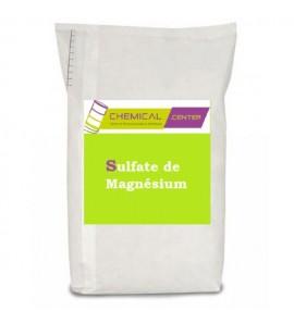 Sulfate de Magnésium Alimentaire