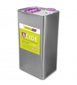 Acide Chlorhydrique 30/32%