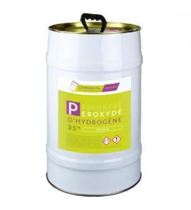 Peroxyde d'hydrogène 35%